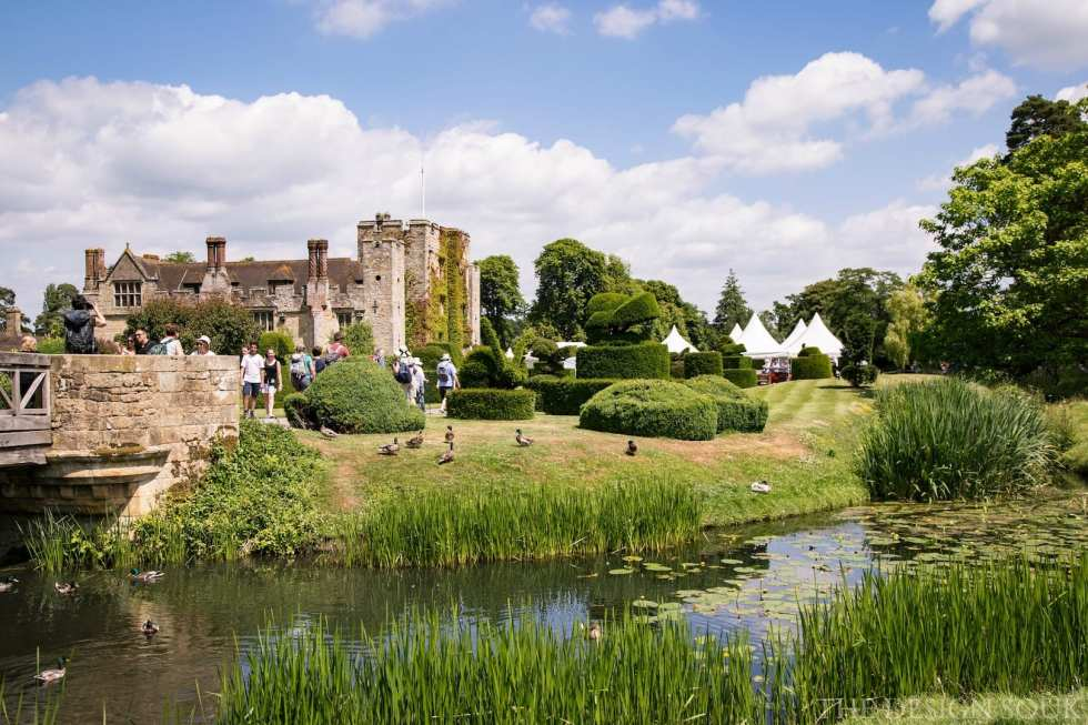 Hever Castle | THE DESIGN SOUK | www.thedesignsouk.com