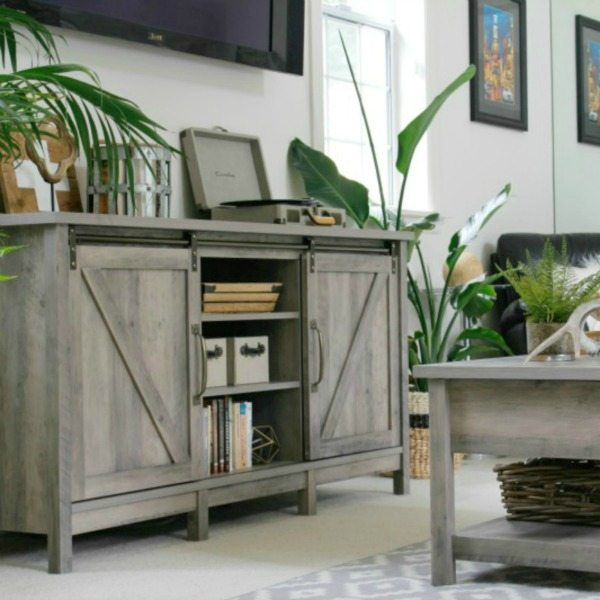 modern farmhouse furniture linky party