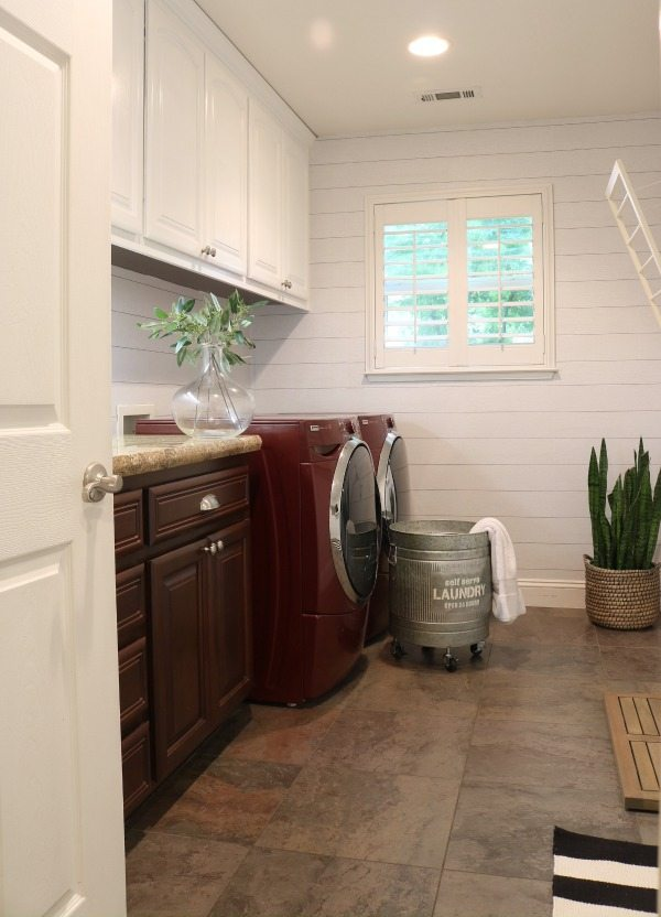 mudroom DIY project