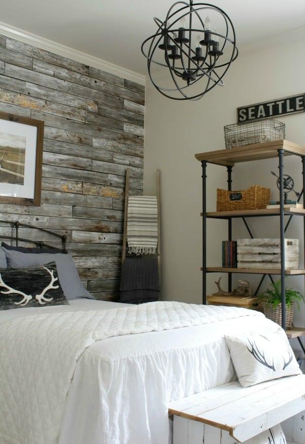farmhouse bedroom decor