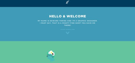 Clean and Simple Website Designs