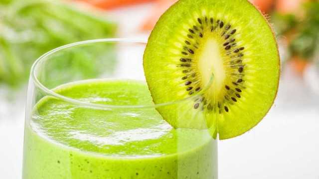 kiwi lime avocado smoothie recipe for weight loss