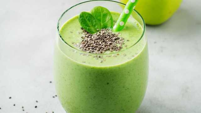 green apple avocado smoothie recipe for weight loss