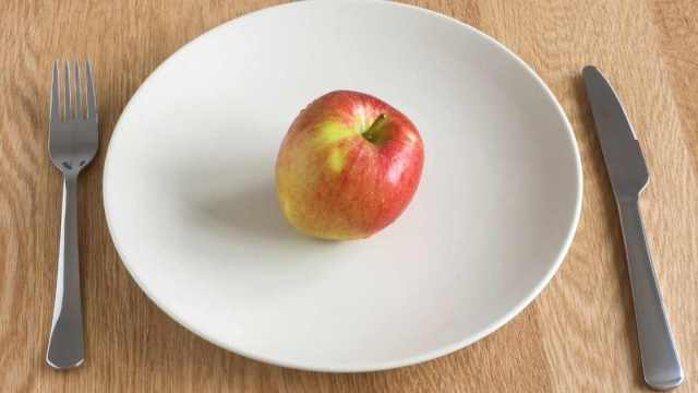New Apple Diet To Lose 10 Pounds In 1 Week