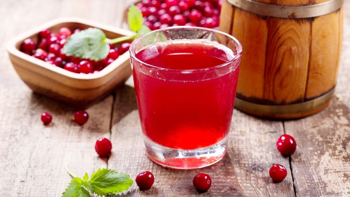 Homemade Cranberry Juice Detox Cleanse