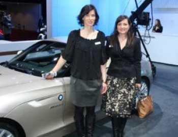 Juliane Blasi and Nadya Arnaout
