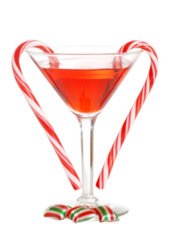 candy cane cosmo