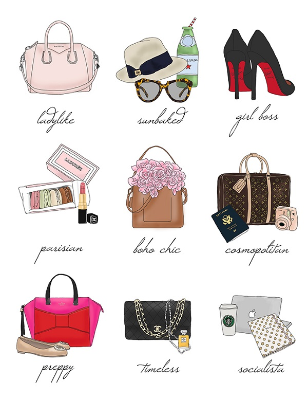 fashionista items