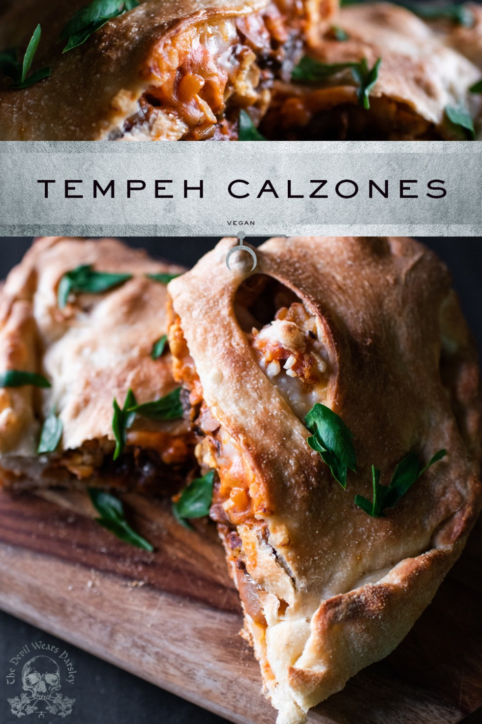 Forget pizza.  Calzones are where it's at!
