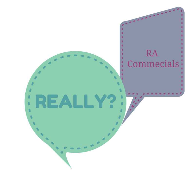 http://www.thediaryofanalzheimerscaregiver.com/2015/04/ra-commercials-really/