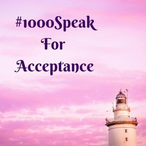 WHY I'M STRUGGLING WITH ACCEPTANCE #1000SPEAK