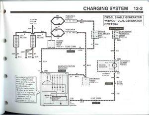 Higher amp alternator and upgrading wiring  Diesel Forum