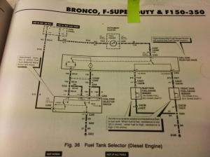 Fuel Tank Selector Valve  Source?  Diesel Forum  TheDieselStop