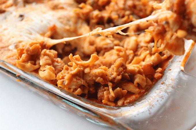 healthy chicken sausage casserole the diet chef