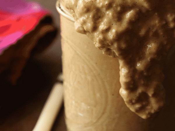 Healthy Peanut Butter Overnight Oats Recipe