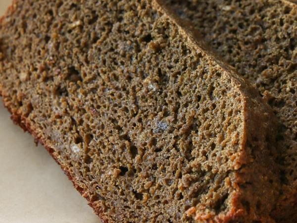 Healthy Espresso Protein Banana Bread