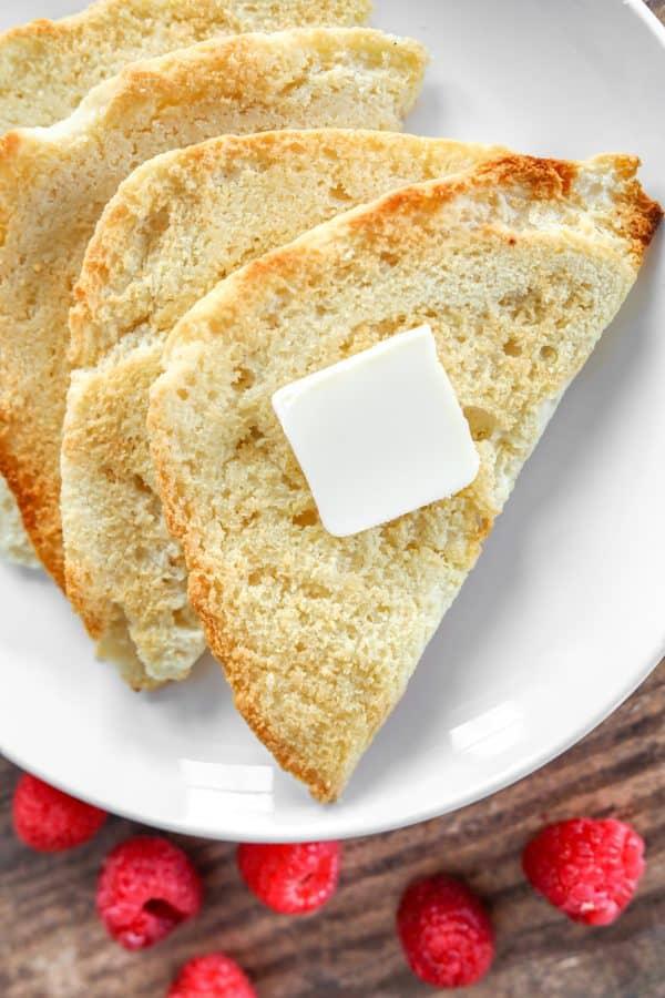 Easy Low Carb Keto Bread Recipe