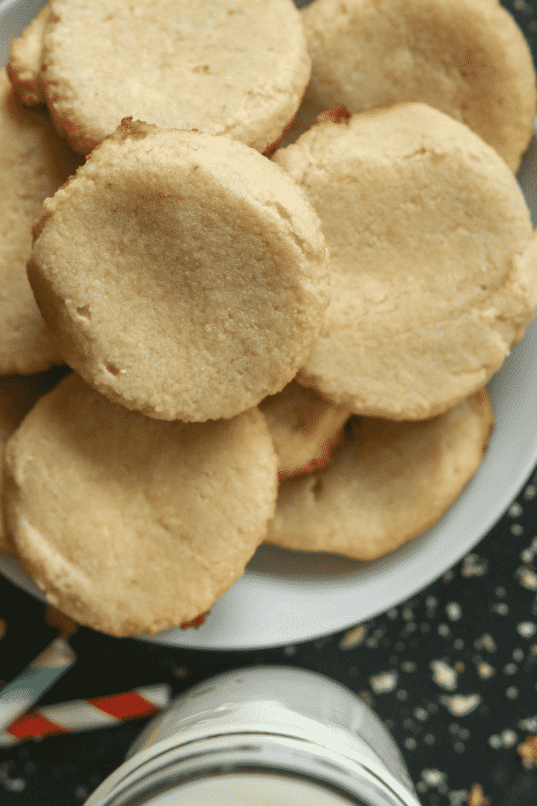 Keto Shortbread Cookies! The Best Easy Low Carb Shortbread Cookie Recipe