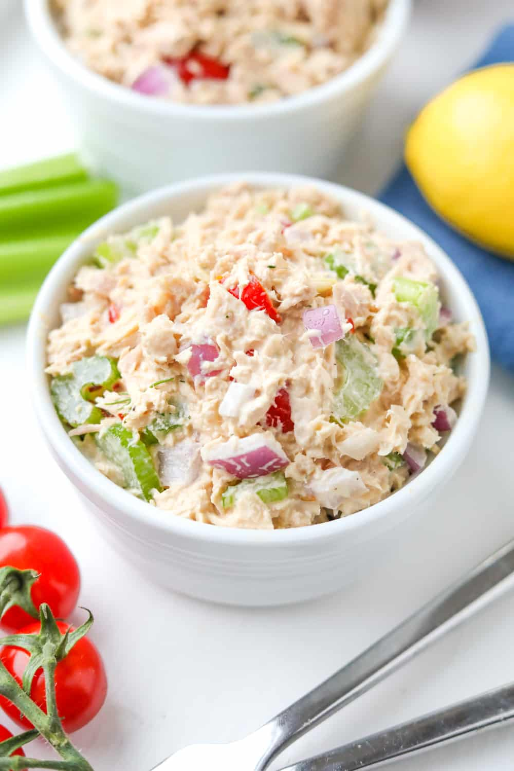 Keto Tuna Salad The Best Easy Low Carb Tuna Salad Recipe For Keto