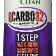 qcarbo32 herbal clean detox reviews
