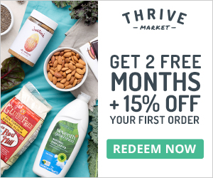 thrive market coupon codes