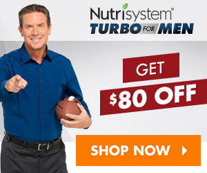 how dan marino most weight with nutrisystem turbo for men