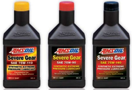 Amsoil Severe Gear 75w 90 >> Thedifferentialfluid Com The Differential Fluid