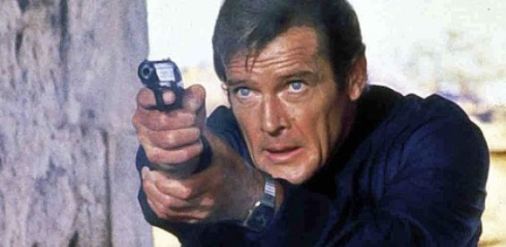 Image result for ROGER MOORE IN 'FOR YOUR EYES ONLY'