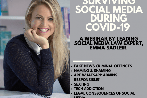 Surviving social media during Covid-19