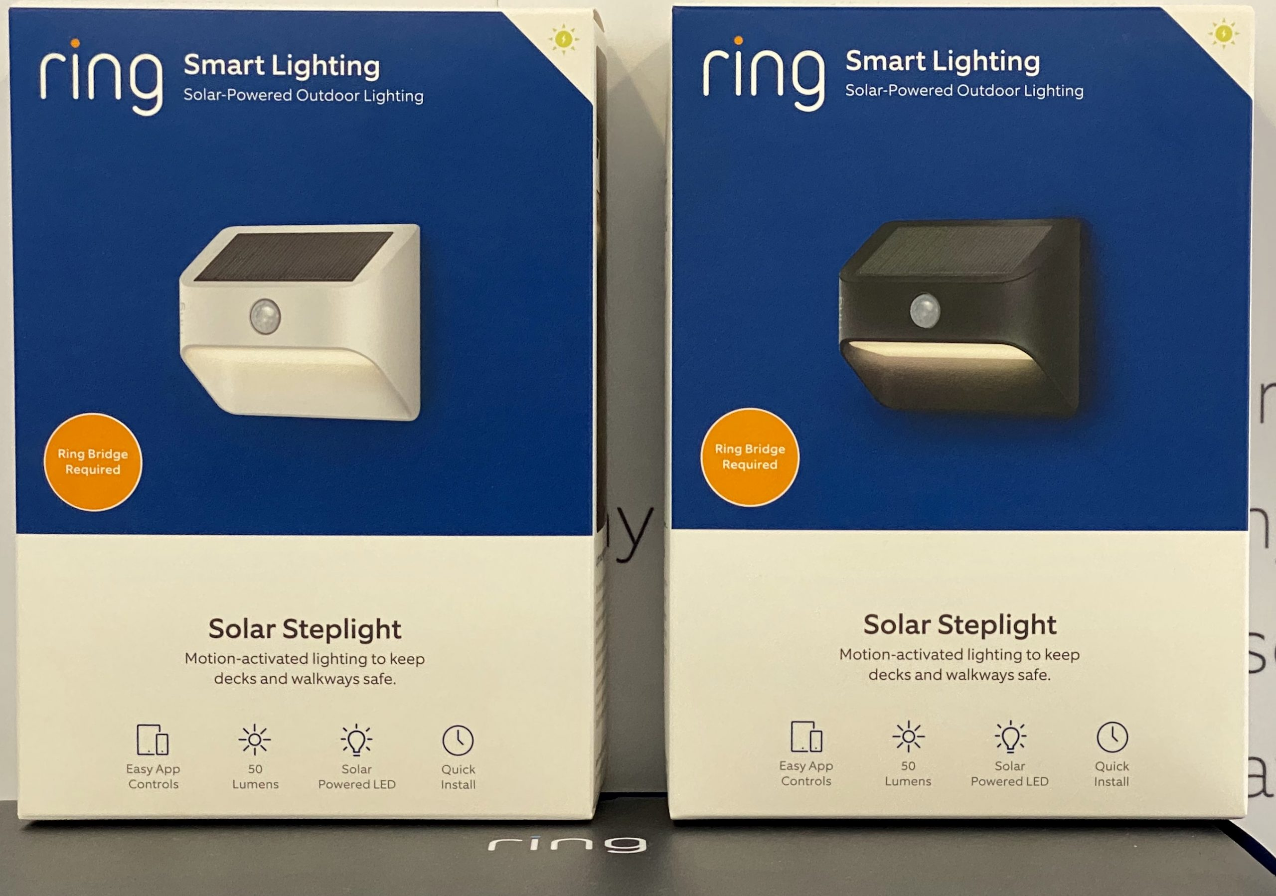ring extends smart lighting line with