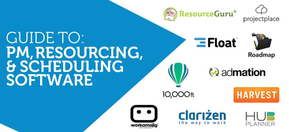 12 Project Management & Resource Scheduling Tools
