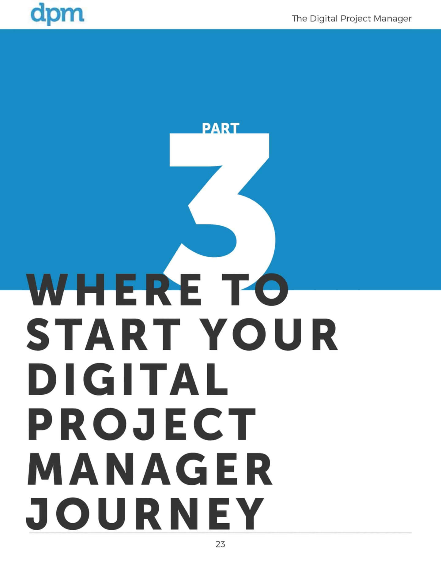 so you think you want to be a digital project manager ebook the so you think you want to be a digital project manager ebook