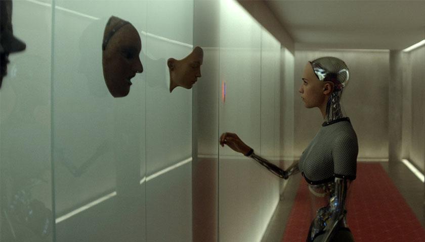 Ex Machina: Una visión increíble de la Inteligencia Artificial