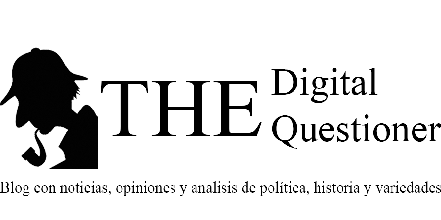 Banner de The Digital Questioner