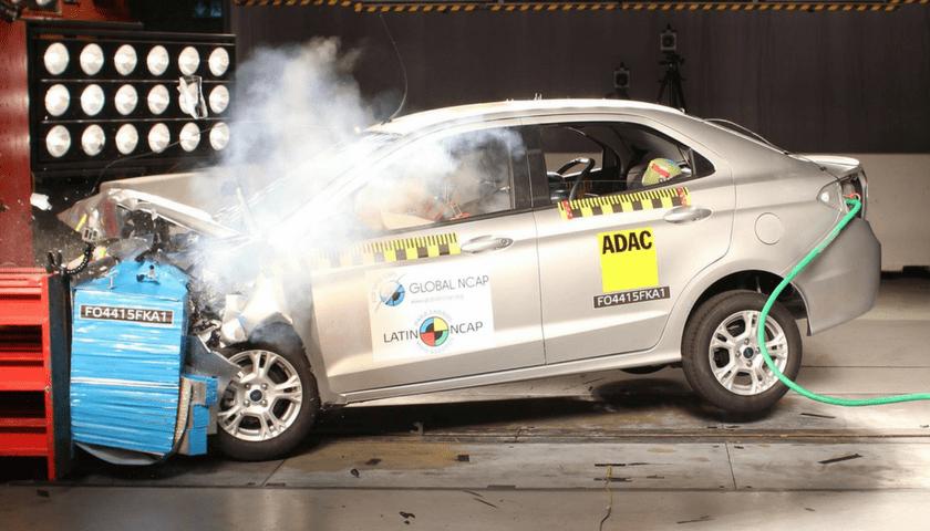 La falta de seguridad de los autos en América Latina