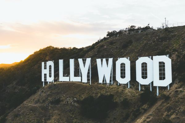 Letrero de Hollywood, Los Angeles, California