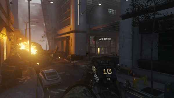 Captura de pantalla de Call of Duty®: Advanced Warfare