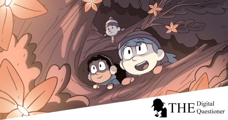 Análisis de Hilda, la fascinante animación de Netflix