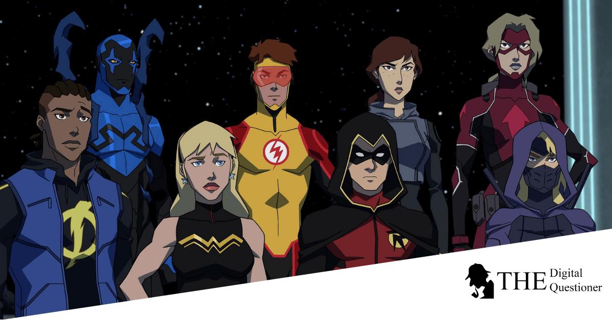 Analisis de Young Justice – Cuando DC se toma a sus héroes en serio
