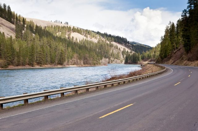 Clearwater River US Hwy 12