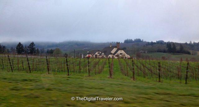 Willamette Wine Country
