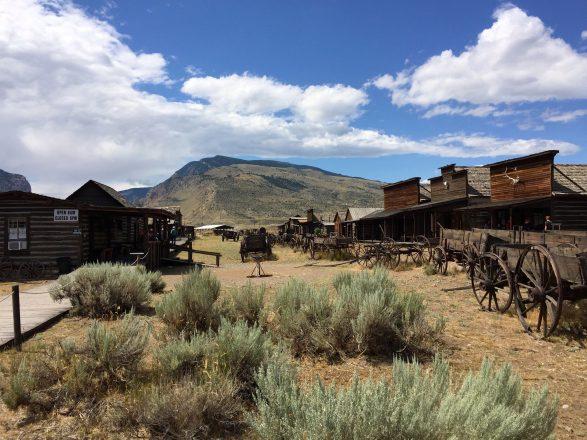 Cody Trail Town