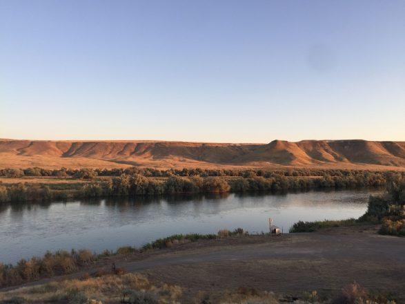 Hammett - Snake River