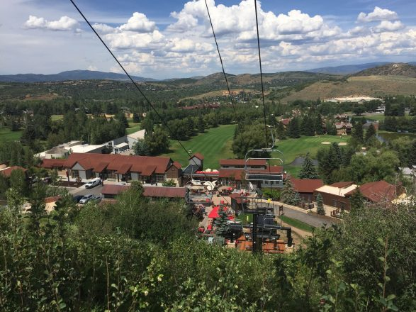 Park City Silver Star View