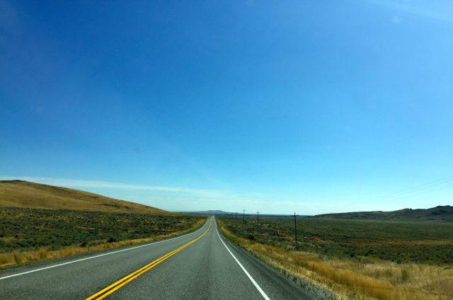 Sun Valley, Idaho Highway 75