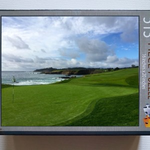 PUZZLE Pebble Beach 10th