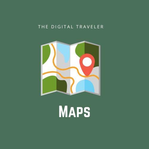 US Road Maps
