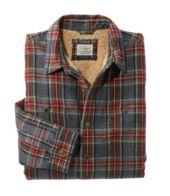 LL Bean Fleece Shirt