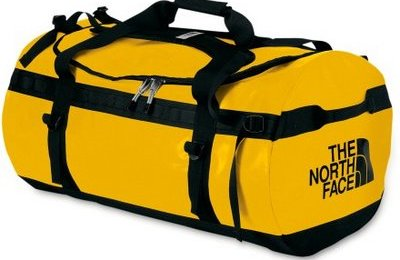 The destructible, indestructible North Face Base Camp Duffle.