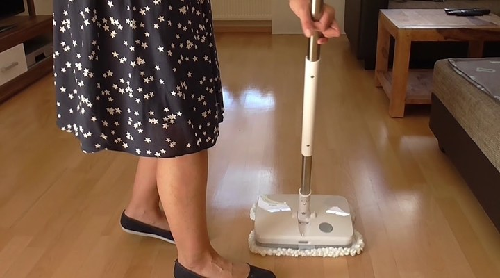 Electric mop for wood floors review